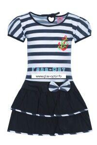 Платье детское (2-7 лет) №ДТ026-2