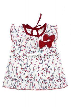 Платье детское -туника (1-4 года) №BK290Р