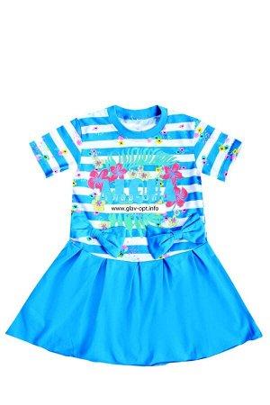 Платье детское (3-7 лет) №ИБ-SM42-1