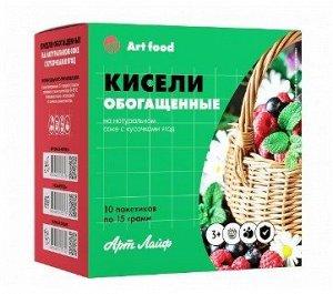 ШОУ-БОКС КИСЕЛИ (10 ПАКЕТИКОВ)