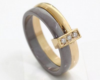 Бижутерия Ve*Vett стильная и яркая.😍 — Изделия из керамики. Кольца — Кольца бижутерия
