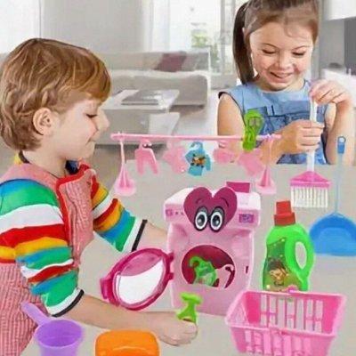 Baby Shop! Все в наличии! Новинки!  — Маленькая хозяйка - Спецпредложение  цена от 88 р.!!! — Развивающие игрушки