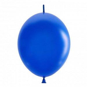 "12""/30см Шар LINKING Декоратор ROYAL BLUE 50шт"