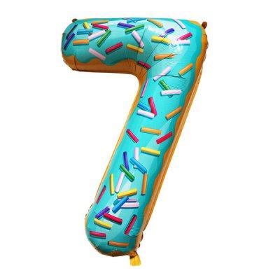 PARTY-BOOM - все для твоего праздника! Дым и Холи! — Фольгированные фигурные шары - 2 — Воздушные шары, хлопушки и конфетти