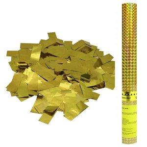 Пневмохлопушка Золотое конфетти 60см