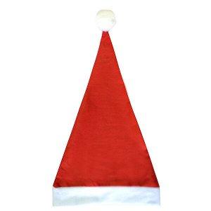 Колпак Деда Мороза короткий