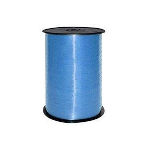 Лента для шаров Голубая