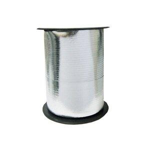 Лента Металлизированная для шаров Серебро