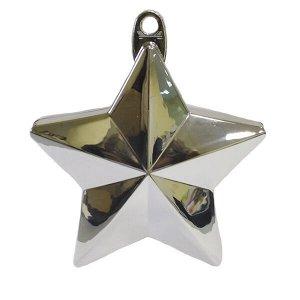 Грузик фигурка Звезда серебряная