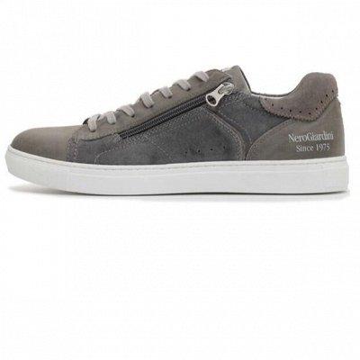 Итальянская обувь Nero Giardini — Мужские туфли, кроссовки весна-лето  — Кожаные