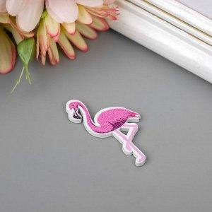 """Декор для творчества дерево """"Фламинго"""" набор 15 шт 3,2х1,5 см"""