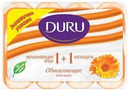 Крем-мыло кусковое DURU Soft sensations Календула