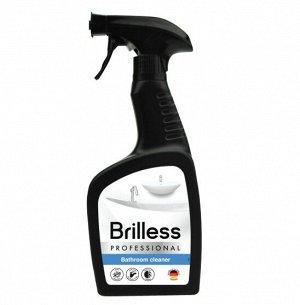 Ср-во д/мытья сантехники Brilless Proffessional 0.5л триггер