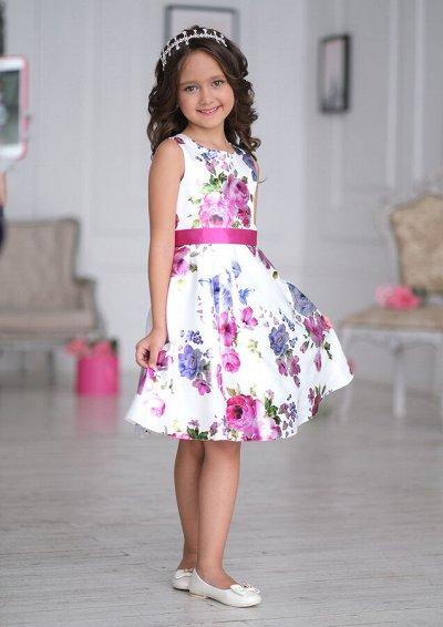 ALOLIKA! на Праздник и в Школу — Девочкам нарядные платья