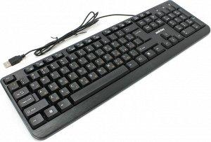 Клавиатура SmartBuy 208 ONE USB черная (SBK-208U-K)/20