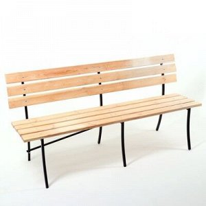 Садовая скамейка LAKSI 1,8 м