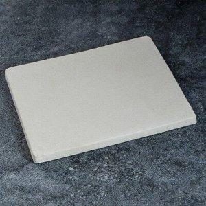 Камень для выпечки прямоугольный, 30х35х2 см