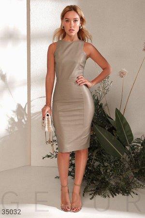 Базовое платье-футляр Gepur