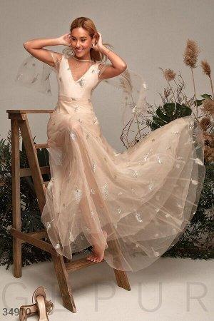 Восхитительное воздушное платье