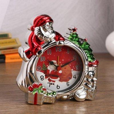 Новый год 2021🎄 Украшения, елки, гирлянды, сувениры🎄 — Часы — Все для Нового года