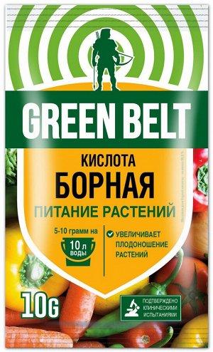 Борная кислота 10 гр(1/100)/Грин Бэлт/