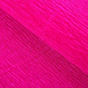 """Бумага гофрированная, 572 """"Цикламен фиолетовый"""", 0,5 х 2,5 м"""