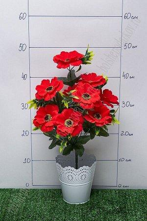 """Букет цветов """"Космея"""" SF-5099, красный"""