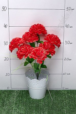 """Букет цветов """"Гвоздики"""" SF-5130, в ассортименте"""