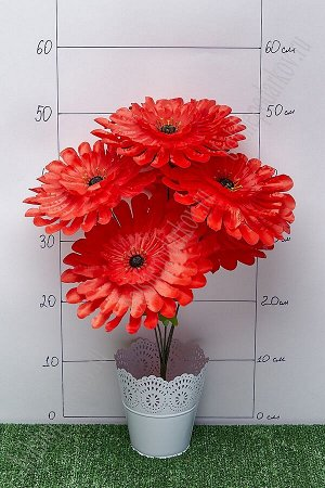 """Букет цветов """"Герберы"""" (2 шт) SF-5124, в ассортименте"""