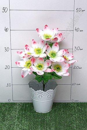 """Букет цветов """"Лотос"""" (SF-5144) в ассортименте"""