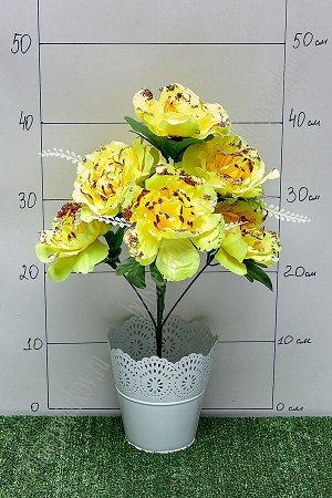 """Букет цветов """"Пионы"""" SF-5052, в ассортименте"""