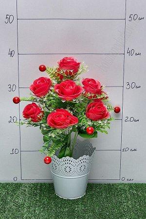 """Букет цветов """"Розы"""" SF-5062, в ассортименте"""