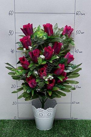 """Букет цветов """"Розы"""" SF-5115, в ассортименте"""