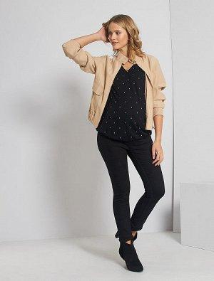 Узкие джинсы Eco-conception для беременных