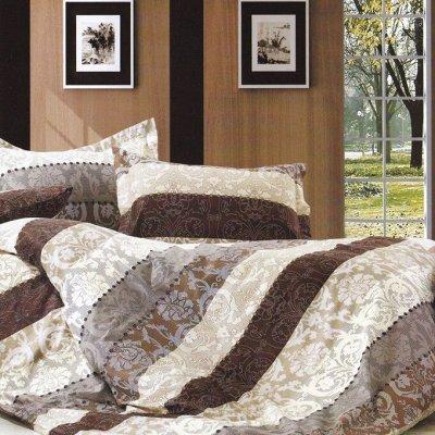 🌟Твой идеальный Look💫 Комфорт дома +Сауна,халаты,полотенца — Вывод из ассортимента. САТИН DELUX.Коллекция дизайн Италия — Двуспальные и евро комплекты