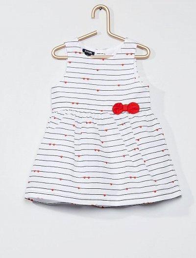 Одежда из Франции для всей семьи! — Малыши. Платья, юбки. — Платья