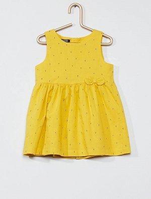 Платье без рукавов 'Eco-conception'