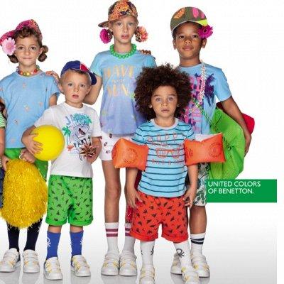Все в наличии! Одежда, школьная форма! — Benetton, Sisley ! — Для девочек