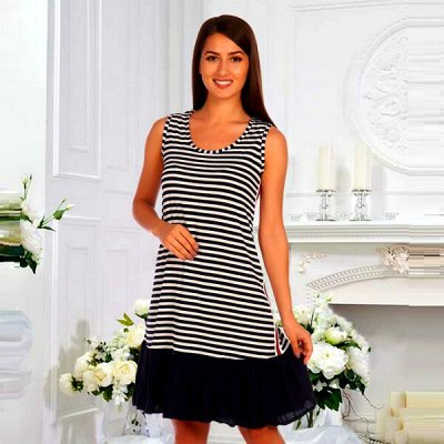 DRESS - Яркий трикотаж для всех от 42 до 70 размера! — Сарафаны — Сарафаны