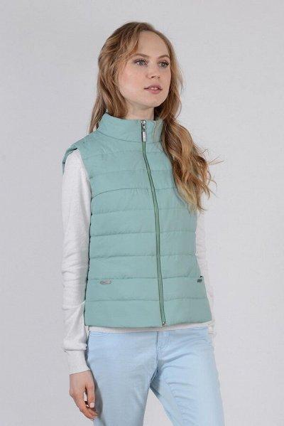 TwinTip - Эффектные курточки, пальто и плащи для милых дамОК — Жилеты — Жилетки