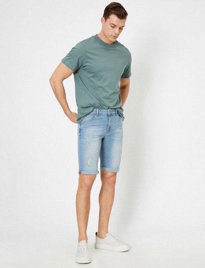 K*T*N  -мужчинами Распродажа в каждой коллекции.   — Мужские шорты джинсы — Джинсы