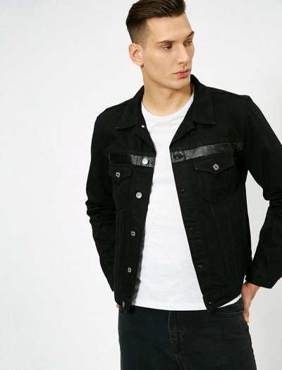 K*T*N  -мужчинами Распродажа в каждой коллекции.    — Жакет мужской-джинсы — Верхняя одежда