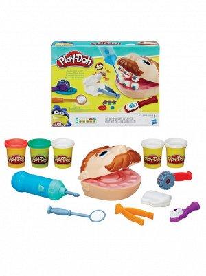 Набор с пластилином Play-Doh «Мистер Зубастик»