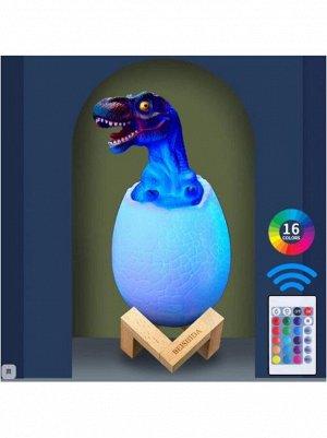 Ночник динозавр в яйце