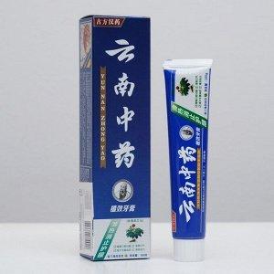 """Зубная паста """"Китайская традиционная на травах"""" 100 гр"""