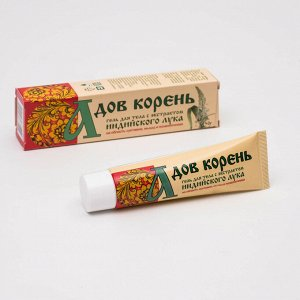 Гель для тела Адов корень с экстрактом индийского лука, 50 гр.