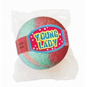 Бурлящий шар для ванны Spa by Lara Yong Lady, с маслами, 140 г