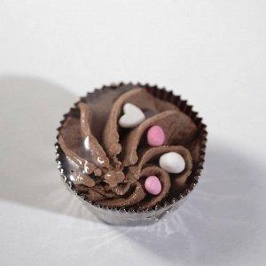"""Десерт для ванн Берегиня """"Горячий шоколад"""", 30 г"""