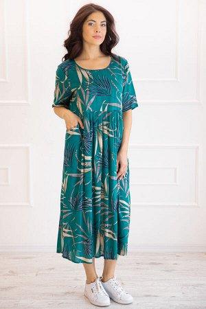Платье (вискоза)