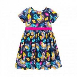Платье для девочки LETS GO, 8187-14
